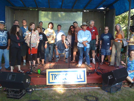 Tribes Hill Officers and Board of Directors 2011-2012
