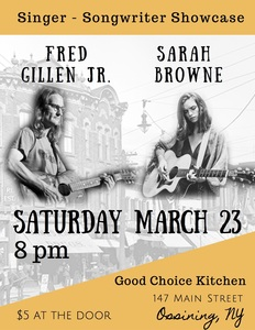 Fred Gillen Jr and Sarah Browne