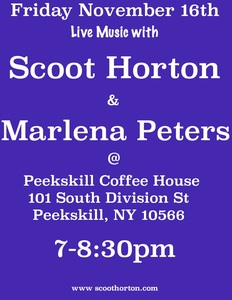 Scoot Horton amp Marlena Peters