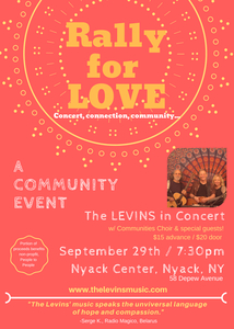 The Levins 2nd Annual Rally for LOVE
