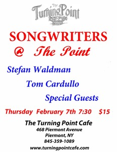 Songwriters at The Point