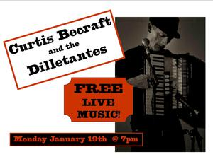 CURTIS BECRAFT and the DILETTANTES