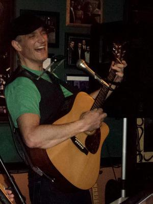 Curtis Becraft solo in concert