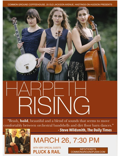 Harpeth Rising and Pluck amp Rail