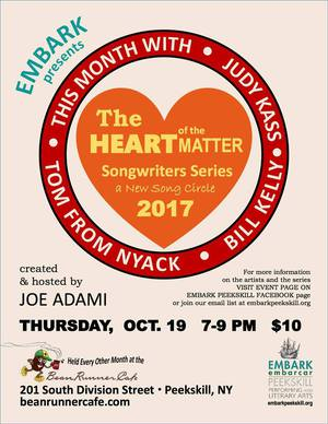 The Heart of the Matter Songwriters Series