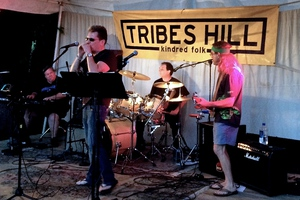 Tribes Hill House Band with the Doctor Johnson Band