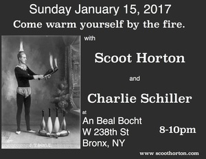 Scoot Horton and Charlie Schiller