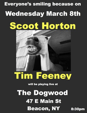 Scoot Horton and Tim Feeney