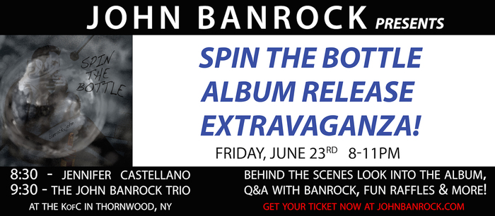 Spin The Bottle Album Release Extravaganza image
