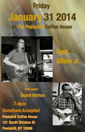 Fred Gillen Jr With Special Guest Scoot Horton
