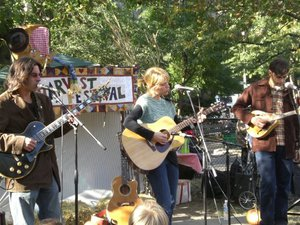 CT Folk Festival Song Competition amp Green Expo