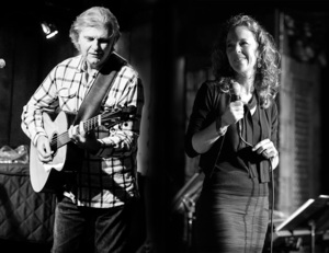 The Music of Joni Mitchell and Paul Simon performed by Peter Calo and Anne Carpenter with John Lissauer