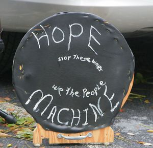 HOPE MACHINE HUDSON VALLEY SALLY JIM KEYES and other artists tba