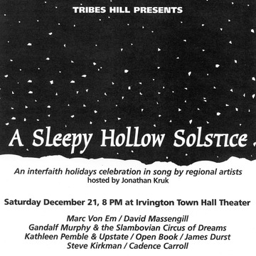 cover of Tribes Hill - A Sleepy Hollow Solstice