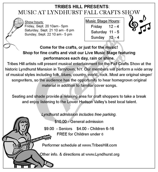 Tribes Hill Presents nbspFall Crafts at Lyndhurst
