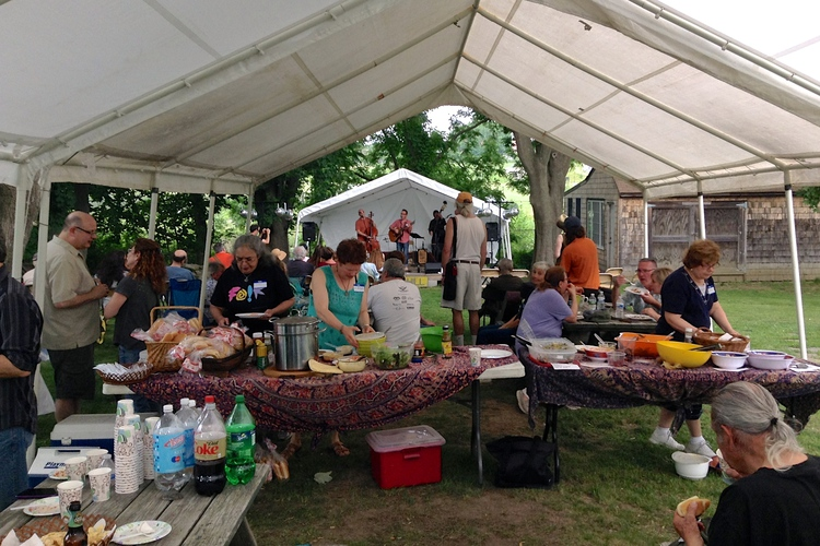 TRIBES HILL 2017 ANNUAL MEETING AND GATHERING AT FRANKLIN D ROOSEVELT STATE PARK  SATURDAY JUNE 10TH
