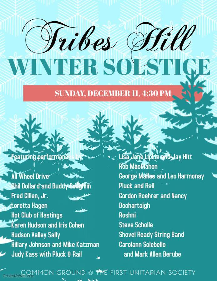 Tribes Hill Presents Winter Solstice