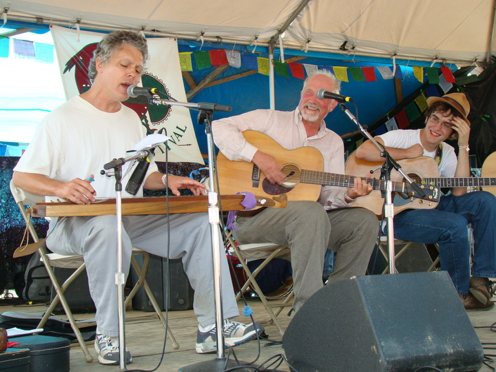 Tribes Hill welcomes Anthony da Costa and David Massengill to Urban H2O  Saturday September 17th