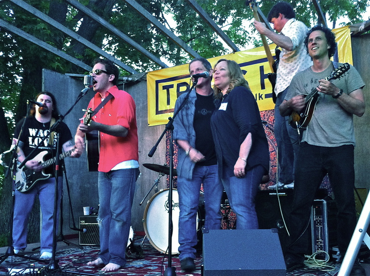 TRIBES HILL ANNUAL MEETING AND HOOTENANNY  June 13th