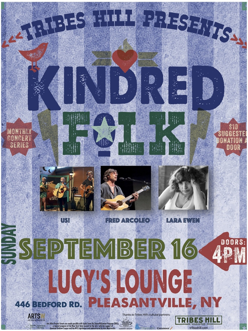 Tribes Hill Presents Kindred Folk at Lucy039s Lounge - Sunday September 16th