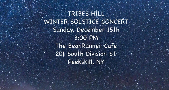 Tribes Hill Open Mic  Sunday September 15th