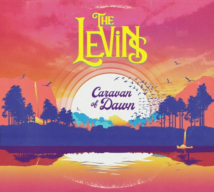 NEW RELEASE The Levin039s quotCaravan of Dawnquot now available for streaming through Spotify and YouTube