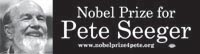 Update on the Nobel Prize for Pete Movement